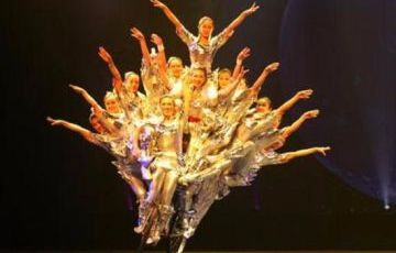 China Acrobatic Show Group Night Tour