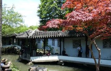 Shanghai to Suzhou Garden Private Day Tour
