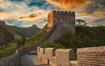 2-Day Group Package to Jinshanling Great Wall and City Highlights