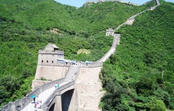 Juyongguan Great Wall Private Half Day Tour