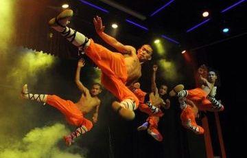 China Kungfu Show Group Night Tour