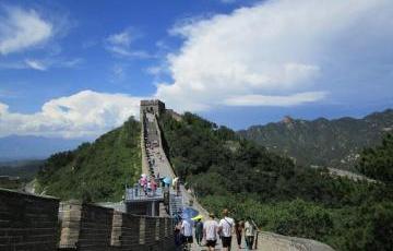 Badaling Great Wall and Juyongguan Great Wall Private Day Tour