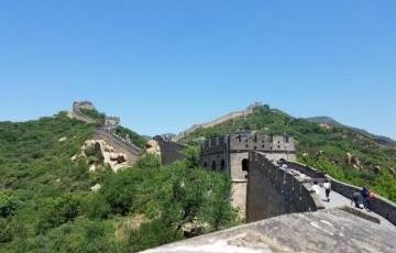 Badaling Great Wall and Ming Tomb (Dingling) Private Day Tour
