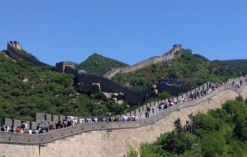 Badaling Great Wall and Temple of Heaven Private Day Tour