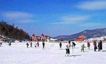 Badaling Ski Resort Private 1 Day Skiing Tour