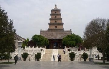 Beijing Xian 1 Day Private Tour By Round-trip Overnight Train