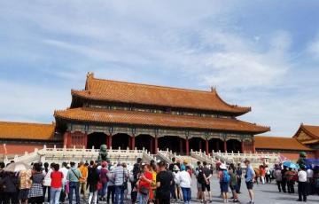 Forbidden City, Tiananmen Square, Temple of Heaven and Summer Palace Private Day Tour