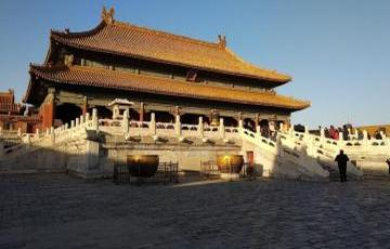 Beijing Airport to Forbidden City and Olympic Stadiums Layover Tour
