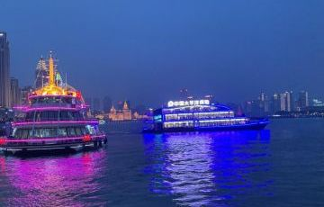 Evening Huangpu River Cruise & Bund City Lights