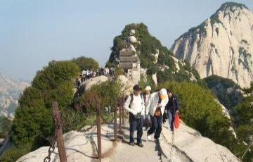 Xian Huashan Mountain One Day Private Tour
