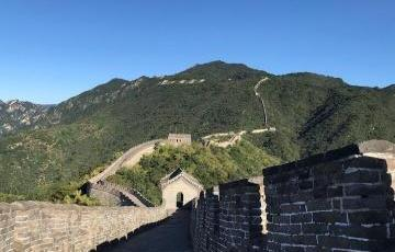 Mutianyu Great Wall and Ming Tomb Group Day Tour