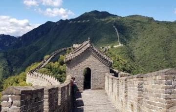Mutianyu Great Wal and Beijing Hutong Private Day Tour