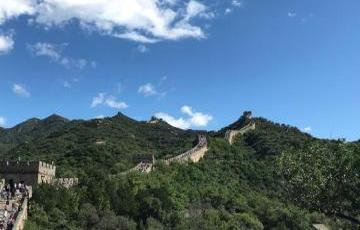 Beijing Great Wall Car Rental Service