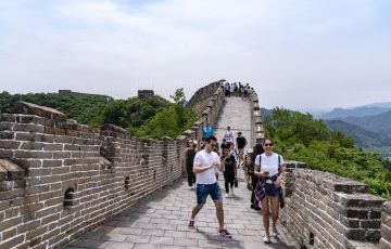 Mutianyu Great Wall Private Half Day Tour