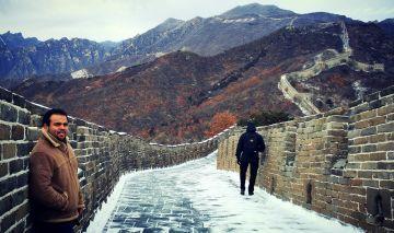 Beijing Airport to Mutianyu Great Wall Layover Tour