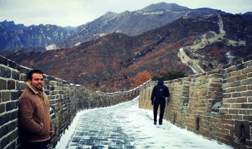 Beijing Airport to Mutianyu Great Wall Layover Tour