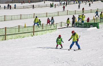 Beijing Nanshan Ski Resort Private 1 Day Skiing Tour