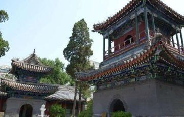 Beijing Muslim One Day Private Tour B
