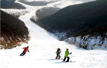 Beijing Snow World Ski Resort and Badaling Great Wall Private Day Tour