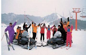 Beijing Snow World Ski Resort Private 1 Day Skiing Tour