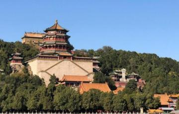 Beijing Airport to Forbidden City and Summer Palace Layover Tour