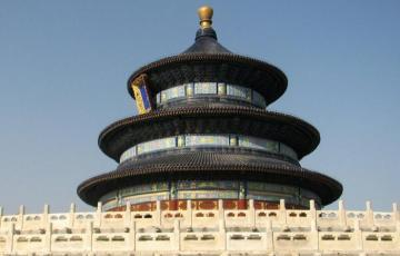 Mutianyu Great Wall and Temple of Heaven Private Day Tour