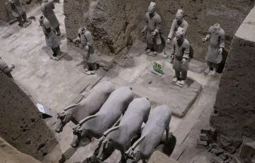Terra-cotta Warriors, Big Goose Pagoda and City Wall Private Tour
