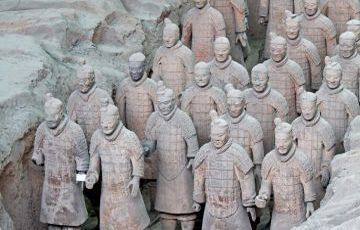 Beijing Xian 1 Day Private Tour By Overnight Train and Flight Back