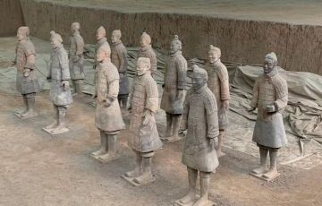 Beijing Xian 2 Days Private Tour By Round-trip High-speed Train