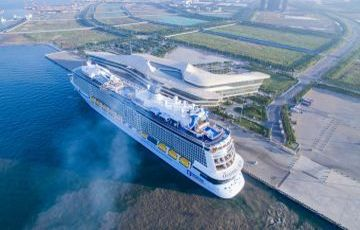 Tianjin International Cruise Home Port to Beijing Hotel Transfer