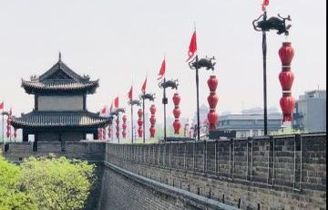 Provincial Museum, City Wall, Bell Tower & Forest of Steles Private Tour